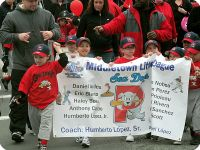 Little League Parade 2013